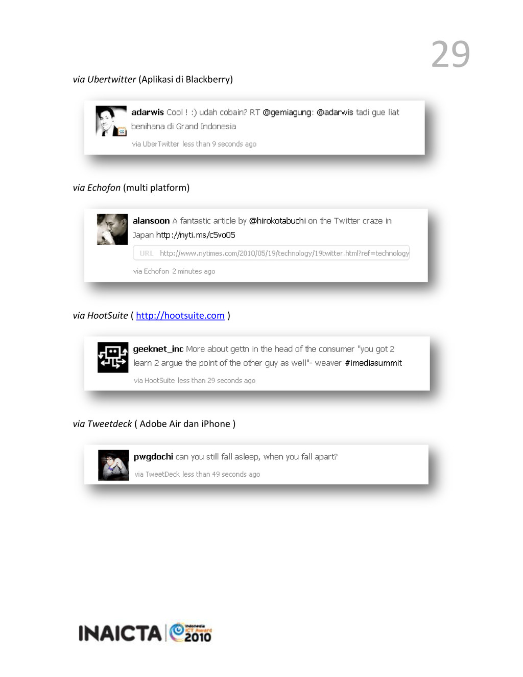 29 via Ubertwitter (Aplikasi di Blackberry) via...