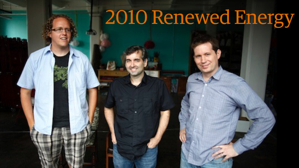 2010 Renewed Energy