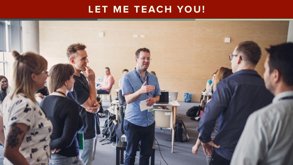 @bensauer LET ME TEACH YOU! @bensauer
