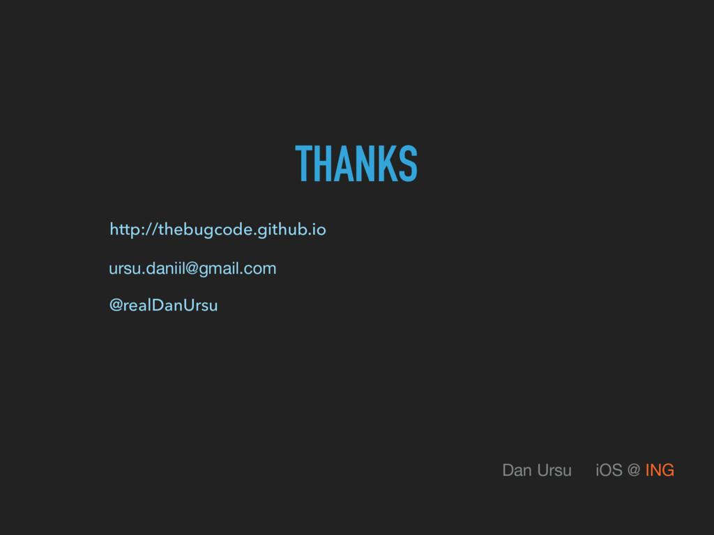 THANKS @realDanUrsu http://thebugcode.github.io...