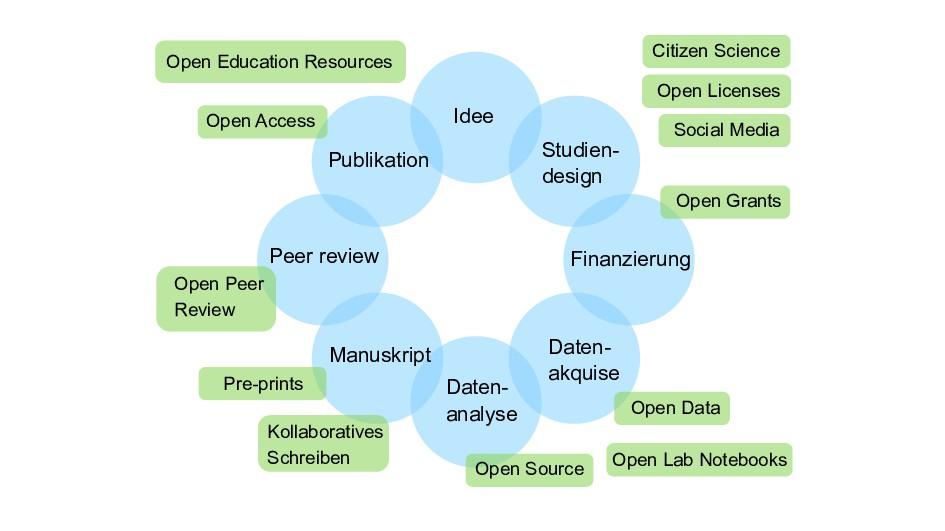 Idee Studien- design Finanzierung Daten- akquis...