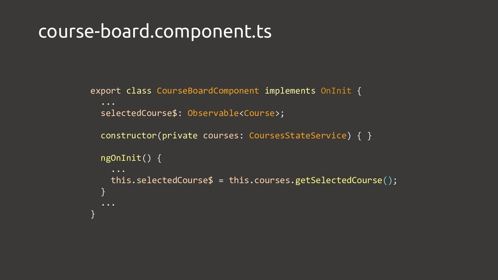 course-board.component.ts export class CourseBo...