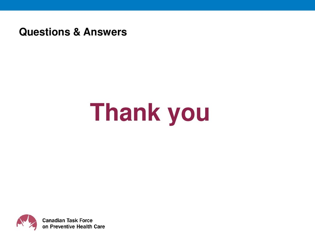 Questions & Answers Thank you 31