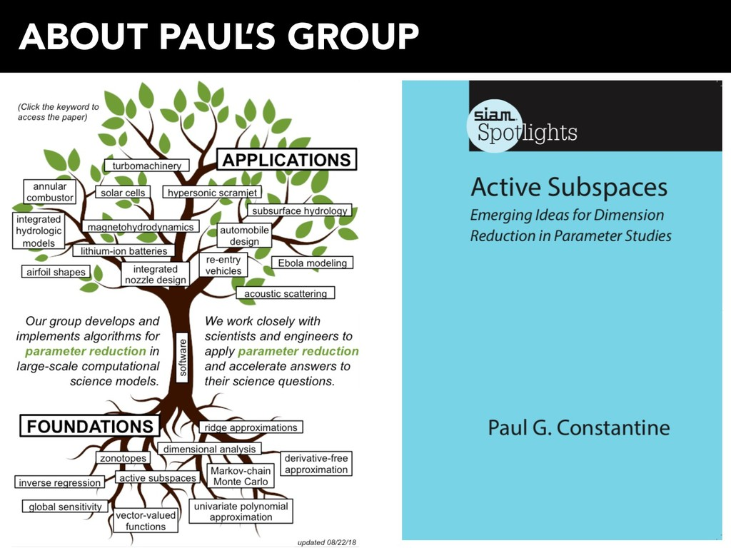 ABOUT PAUL 'S GROUP