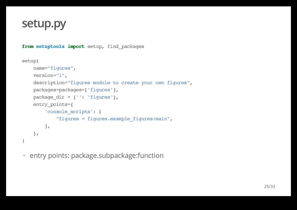 setup.py from setuptools import setup, find_pac...