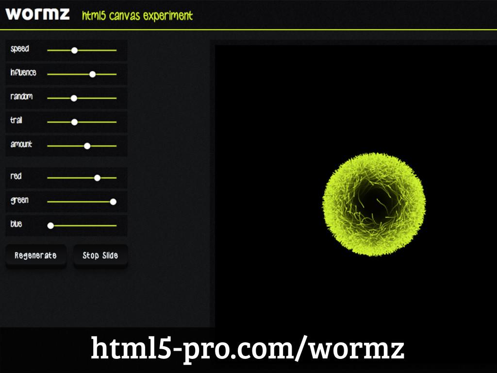 html5-pro.com/wormz