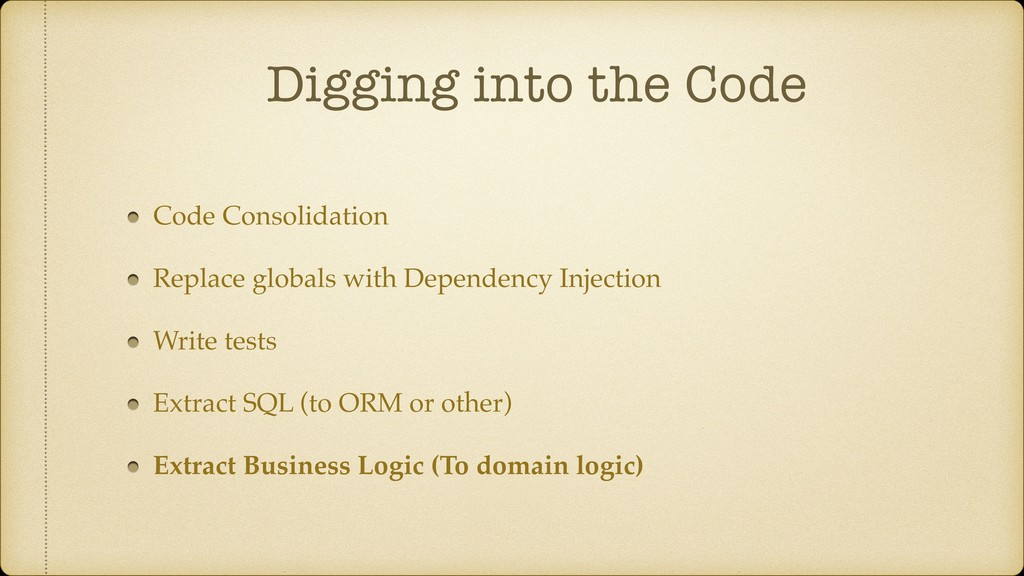 Digging into the Code Code Consolidation Replac...