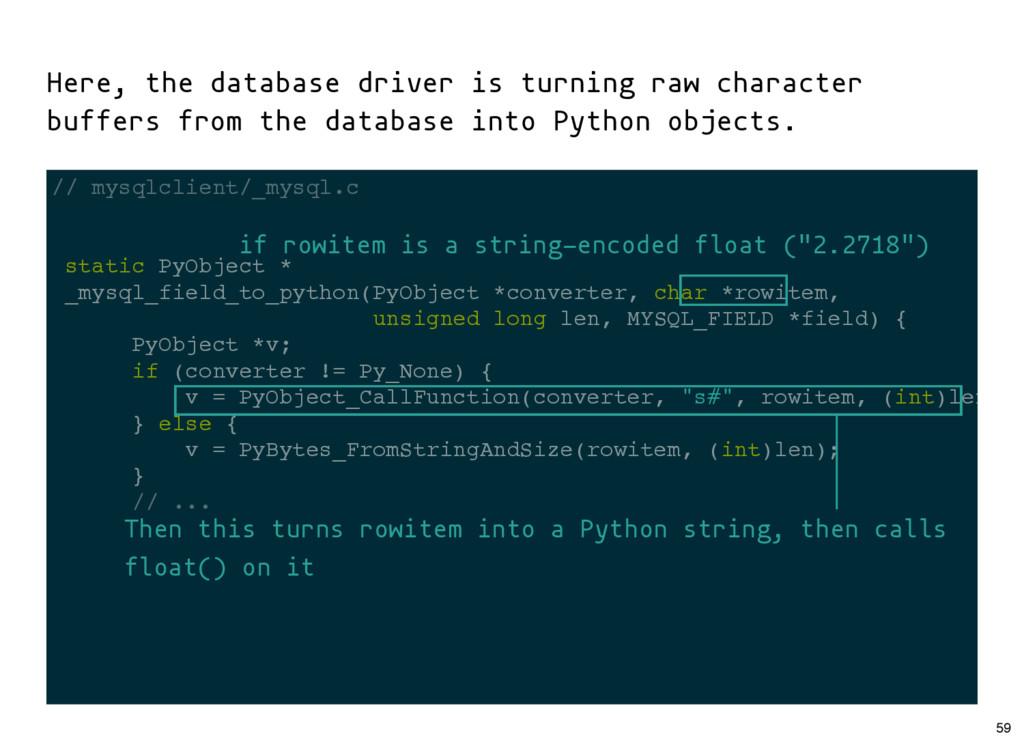 // mysqlclient/_mysql.c static PyObject * _mysq...