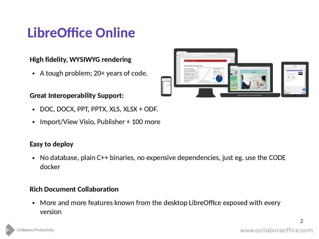 2 Collabora Productivity www.collaboraoffice.co...