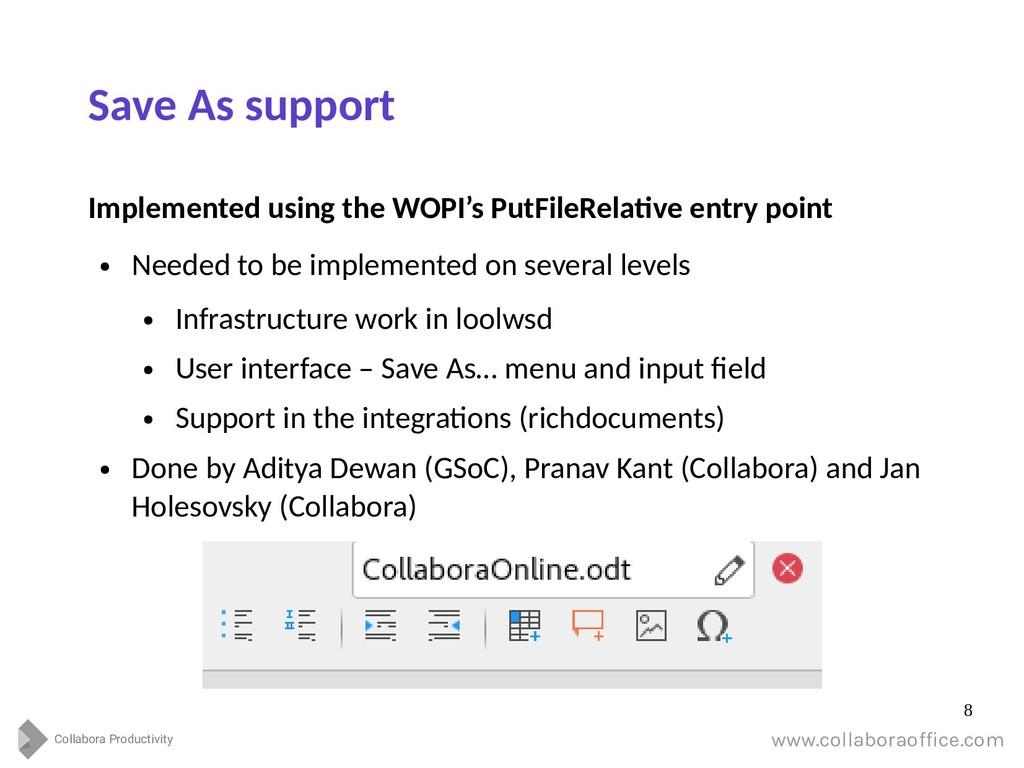 8 Collabora Productivity www.collaboraoffice.co...