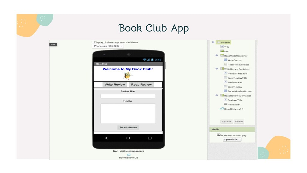 Book Club App