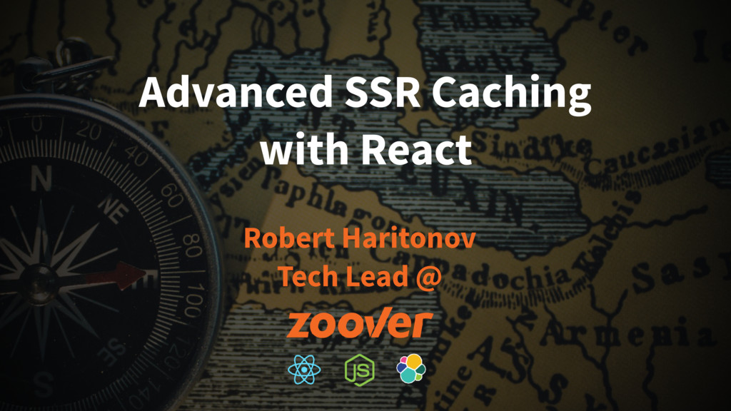 Advanced SSR Caching