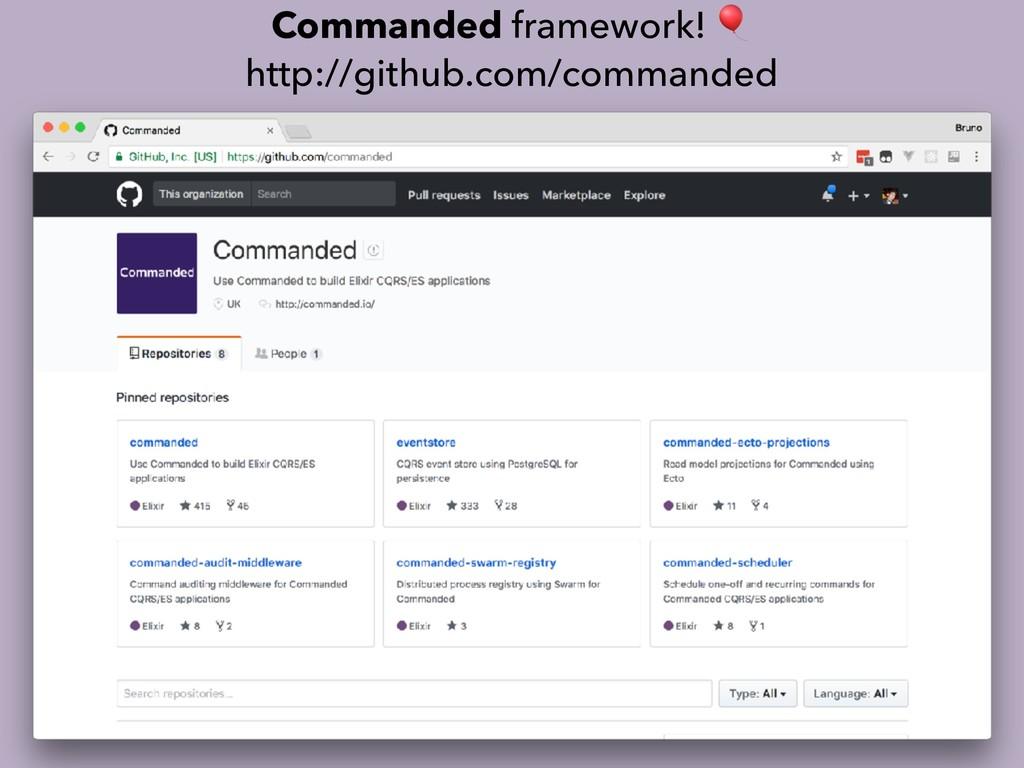 Commanded framework!  http://github.com/command...