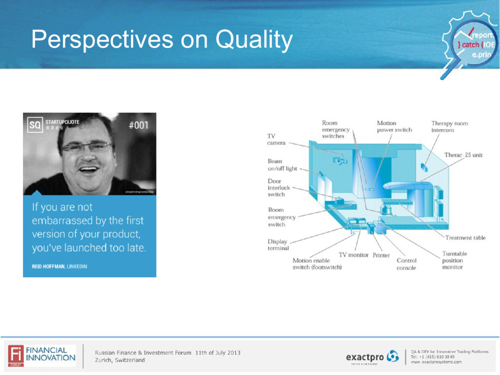 Perspectives on Quality