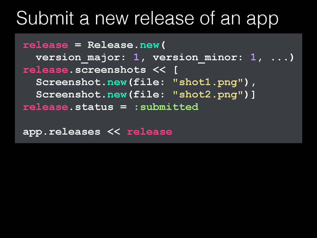 release = Release.new( version_major: 1, versio...