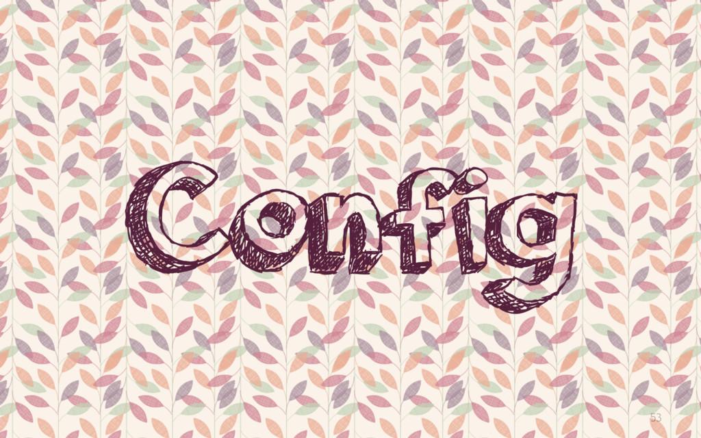 53 Config