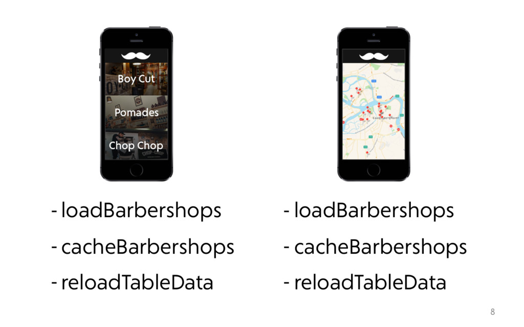 8 - loadBarbershops - cacheBarbershops - reload...