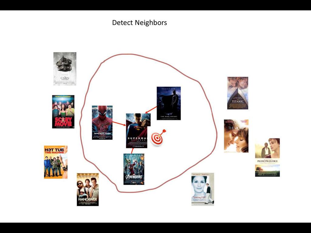Detect Neighbors