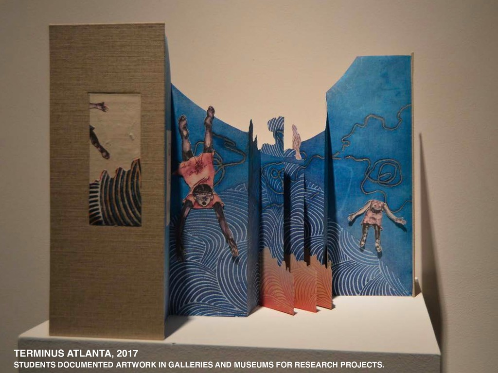 TERMINUS ATLANTA, 2017 STUDENTS DOCUMENTED ARTW...