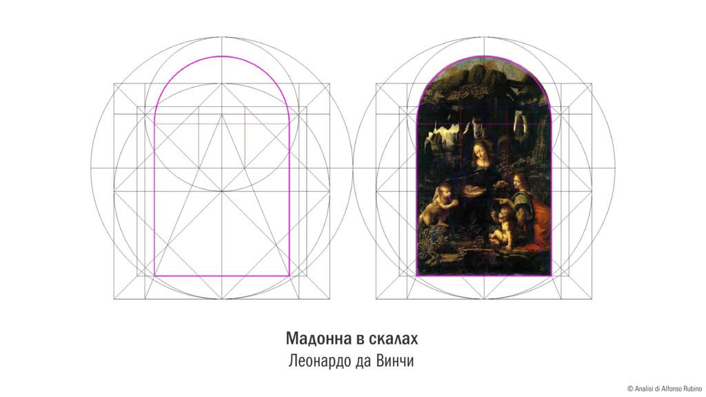 Мадонна в скалах Леонардо да Винчи