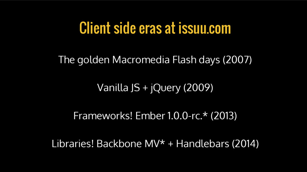 Client side eras at issuu.com The golden Macrom...