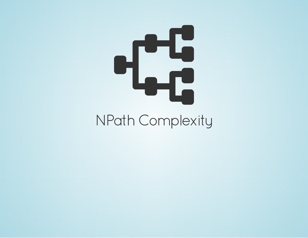 NPath Complexity