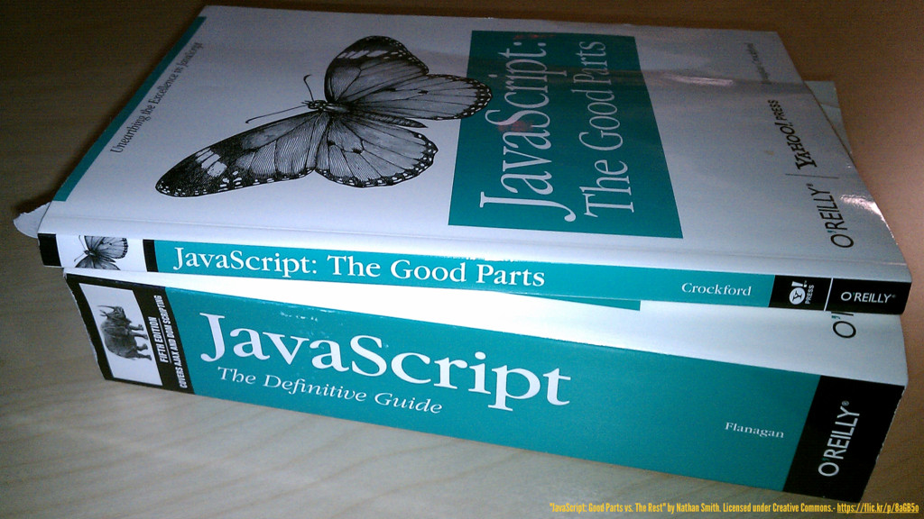 "@hpoom 8 ""JavaScript: Good Parts vs. The Rest"" ..."