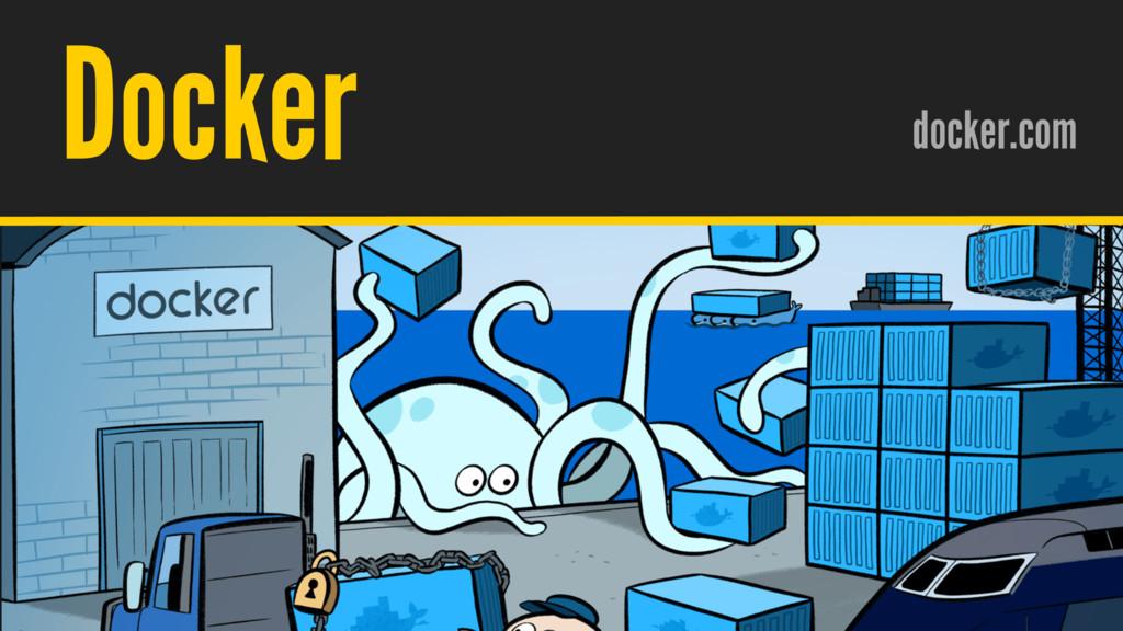 / @hpoom Docker docker.com