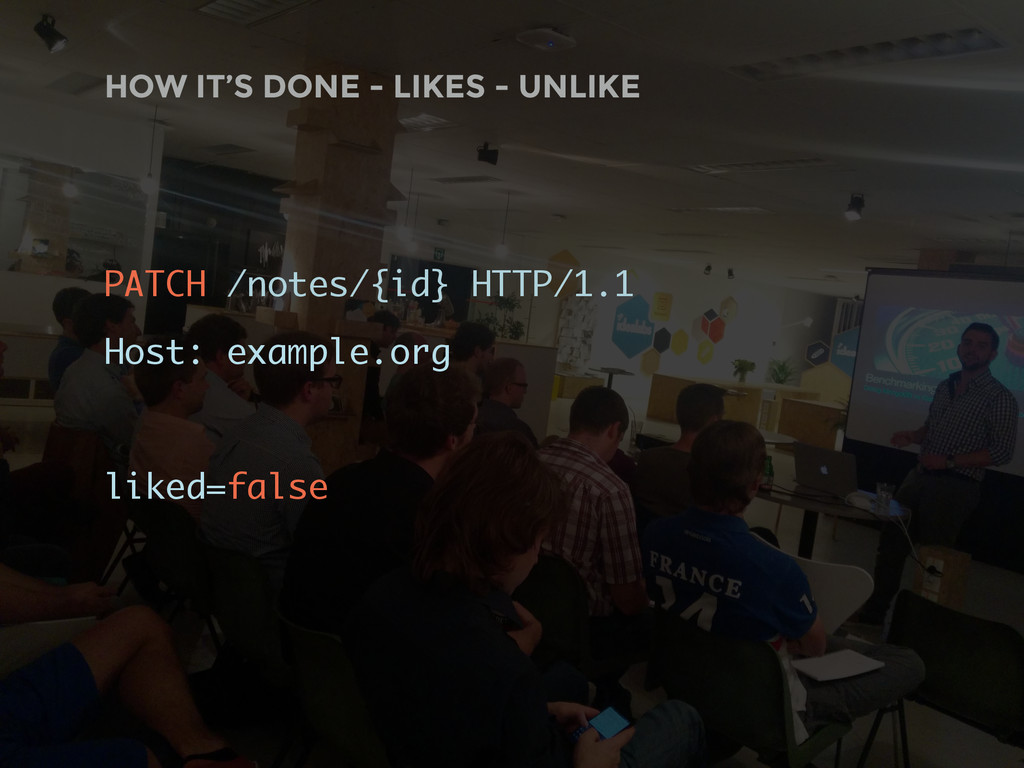 HOW IT'S DONE - LIKES - UNLIKE PATCH /notes/{id...
