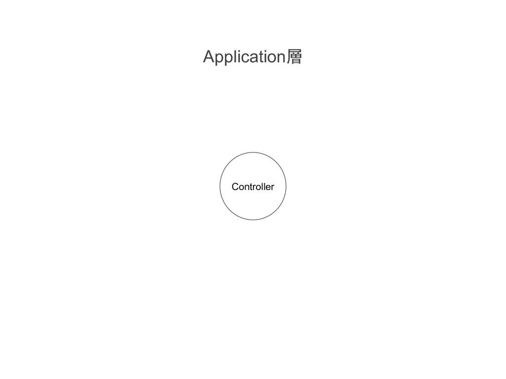 Controller Application