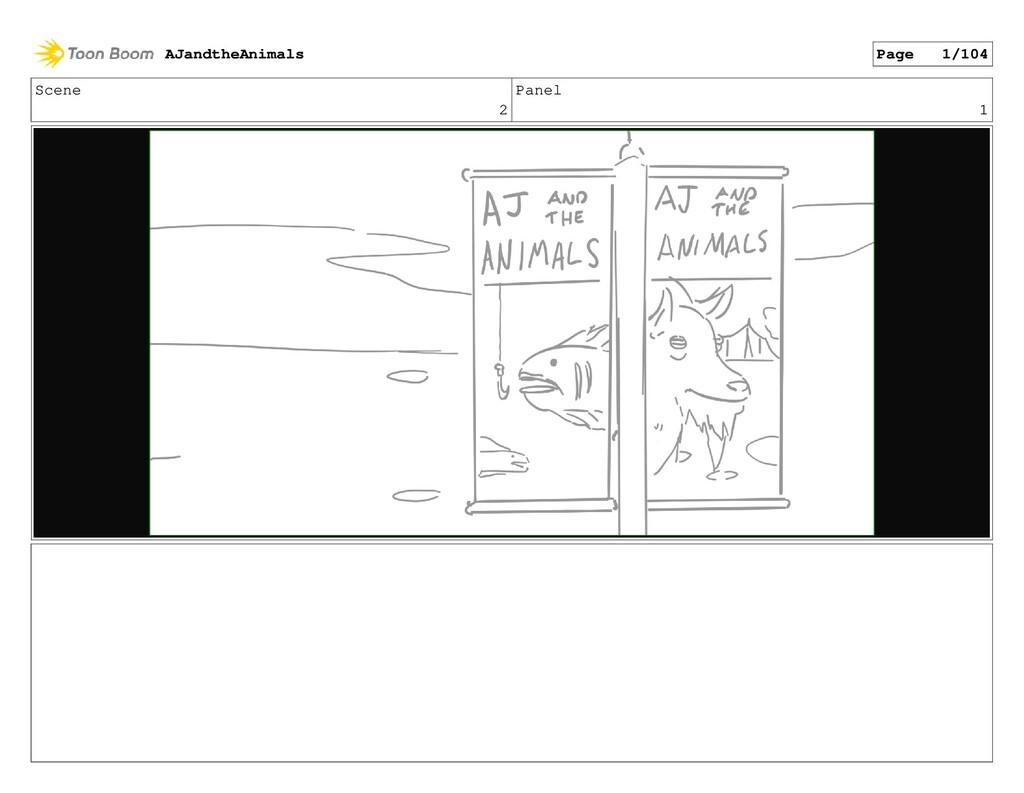 Scene 2 Panel 1 AJandtheAnimals Page 1/104