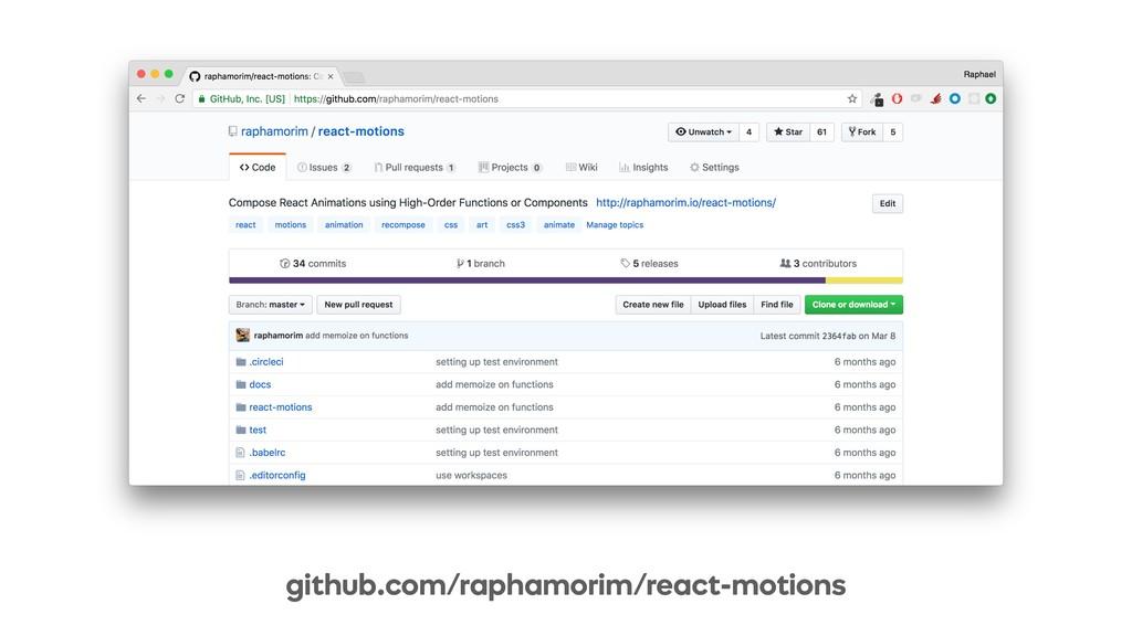 github.com/raphamorim/react-motions