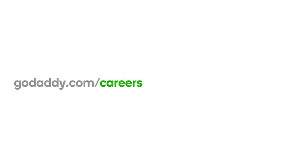 godaddy.com/careers