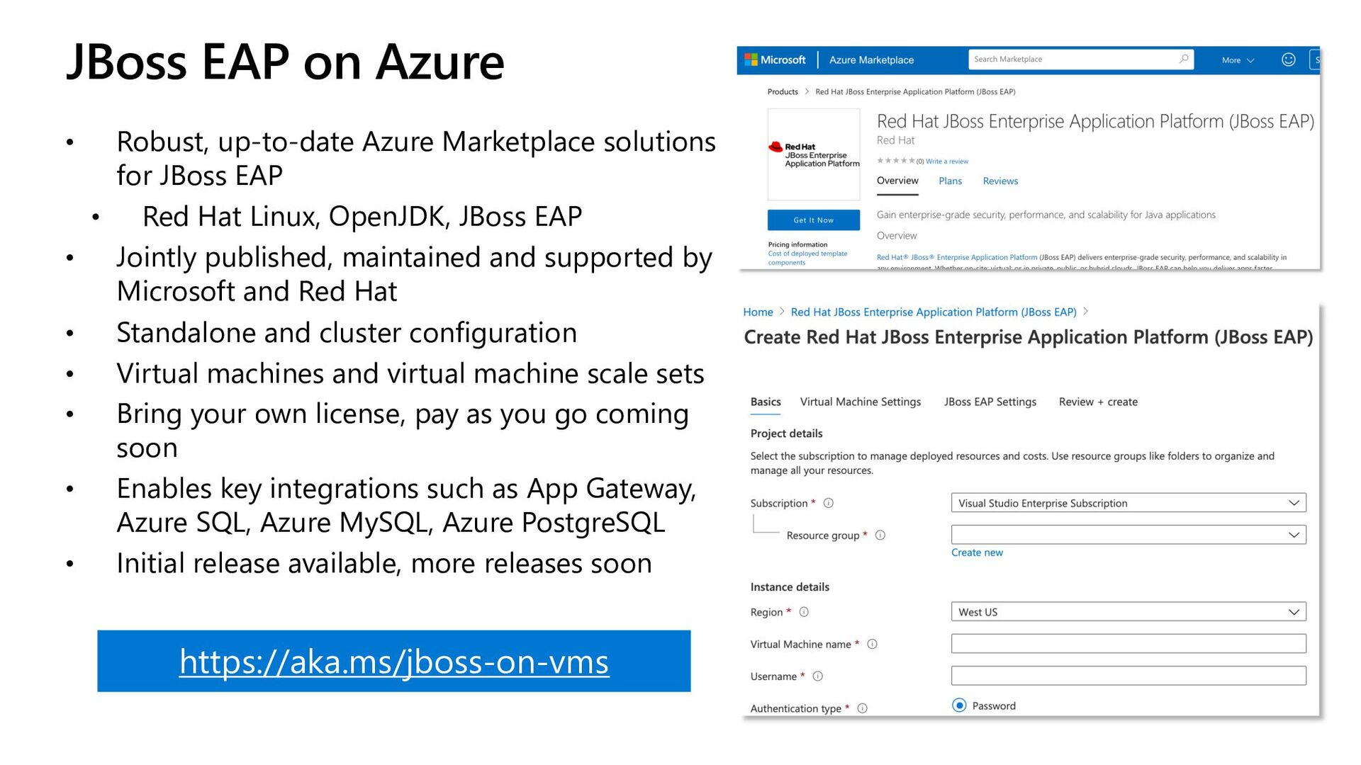 Containers • Azure provides best of breed suppo...