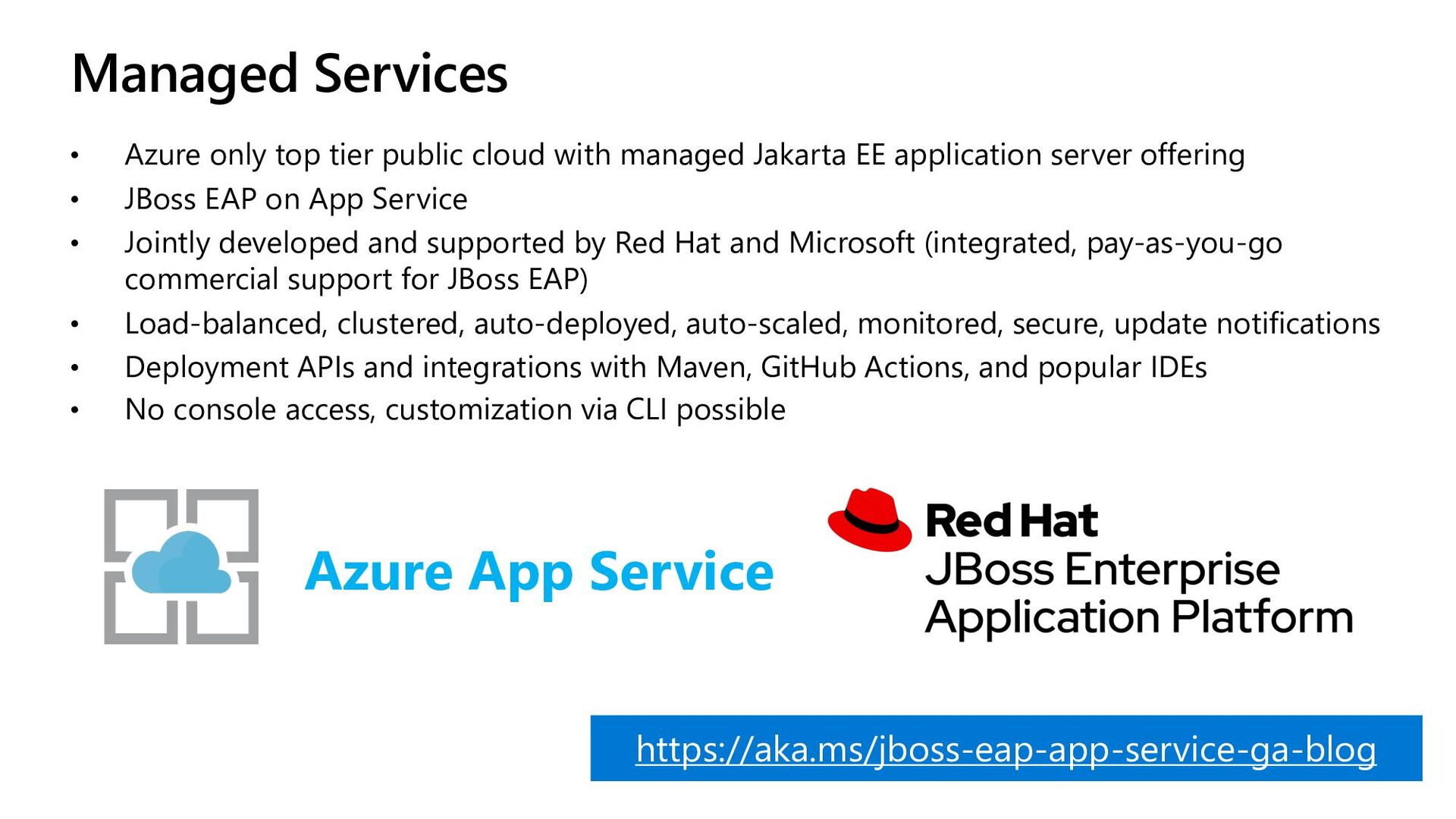 JMS Support in Azure Service Bus • JMS 2 suppor...