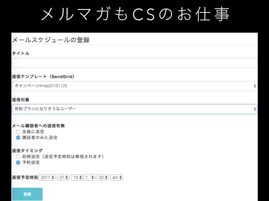ϝ ϧϚ Ψ  C S ͷ ͓  