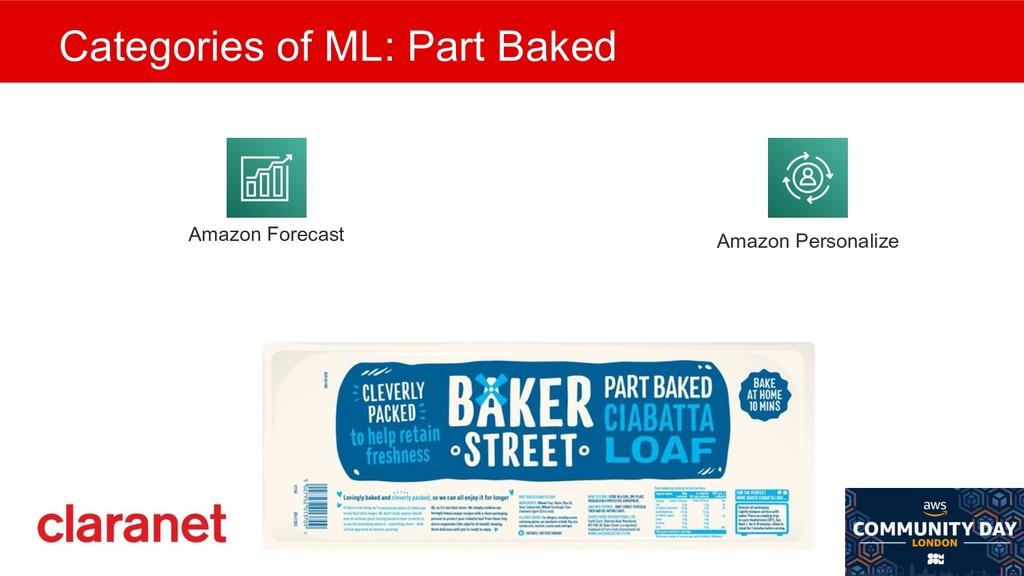 @mlfowler_ @Claranet Categories of ML: Part Bak...