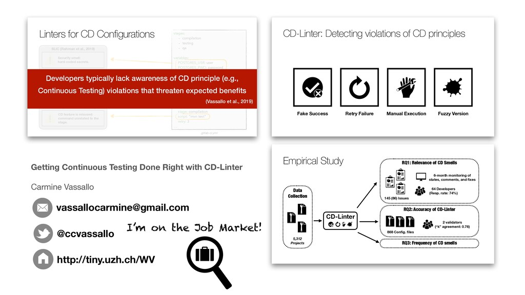 Getting Continuous Testing Done Right with CD-L...