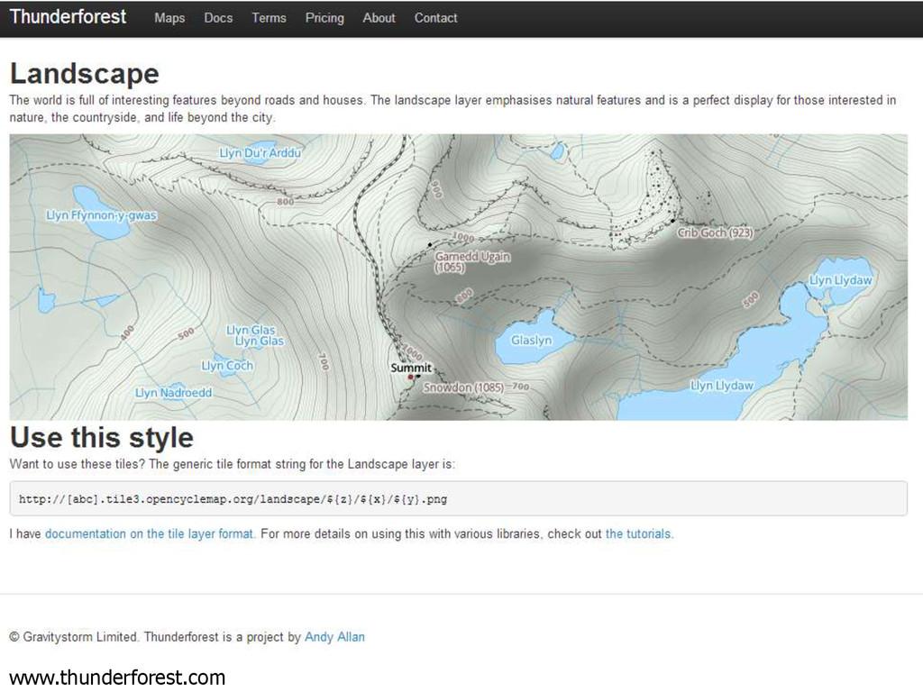 www.thunderforest.com