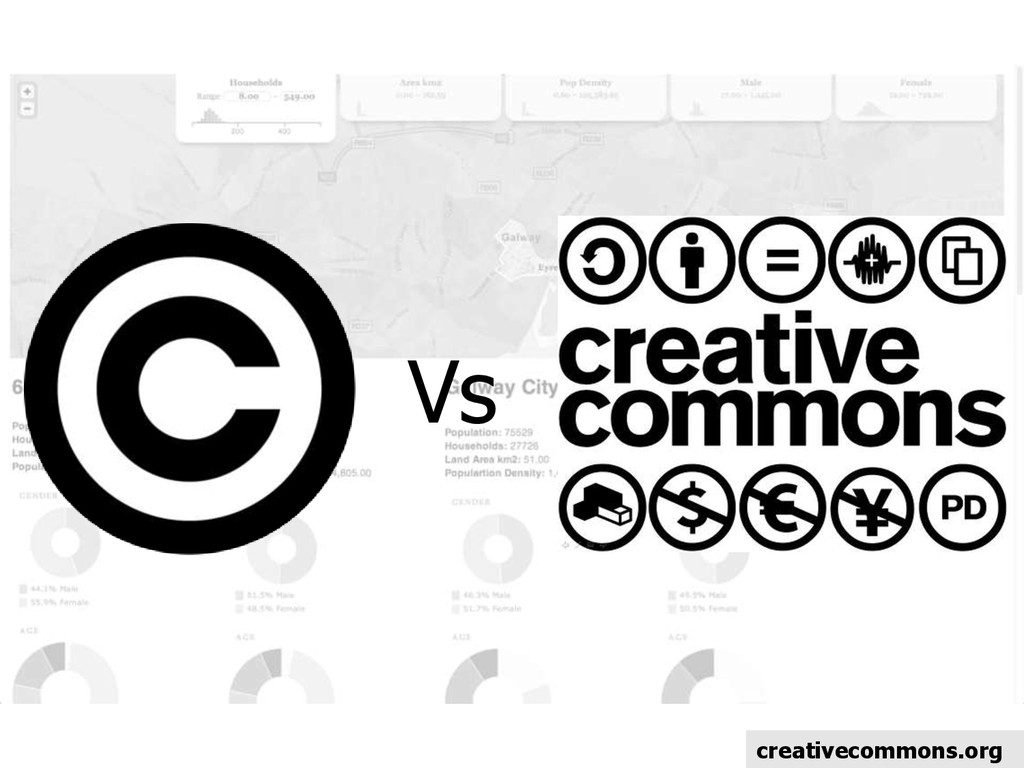 Vs creativecommons.org