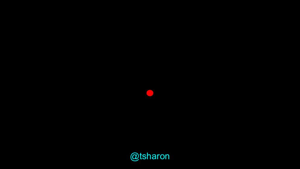 . @tsharon