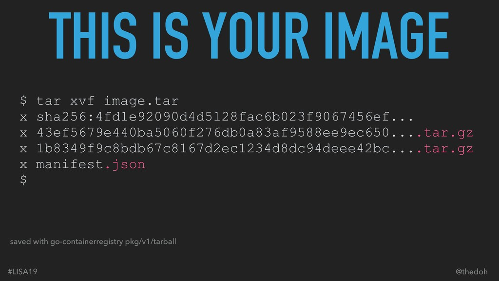 #LISA19 @thedoh THIS IS YOUR IMAGE saved with g...