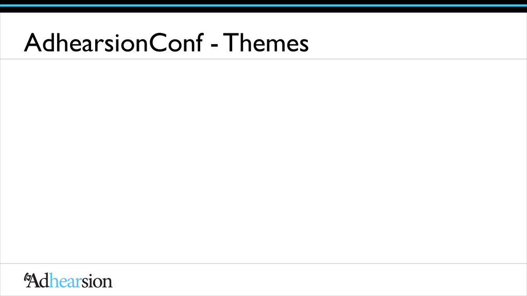 AdhearsionConf - Themes