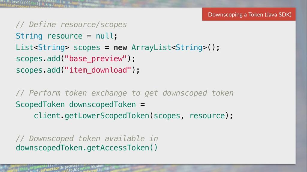 53 Box Platform Developer Workshop // Define re...