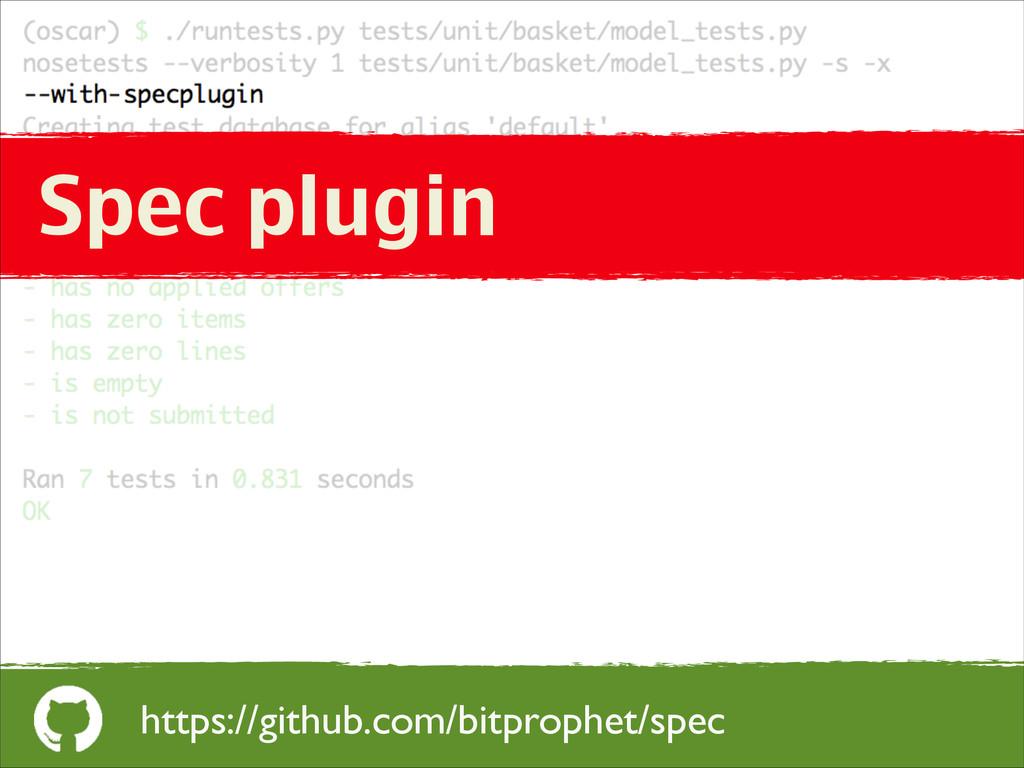 https://github.com/asdfasdf/spec Spec plugin ht...