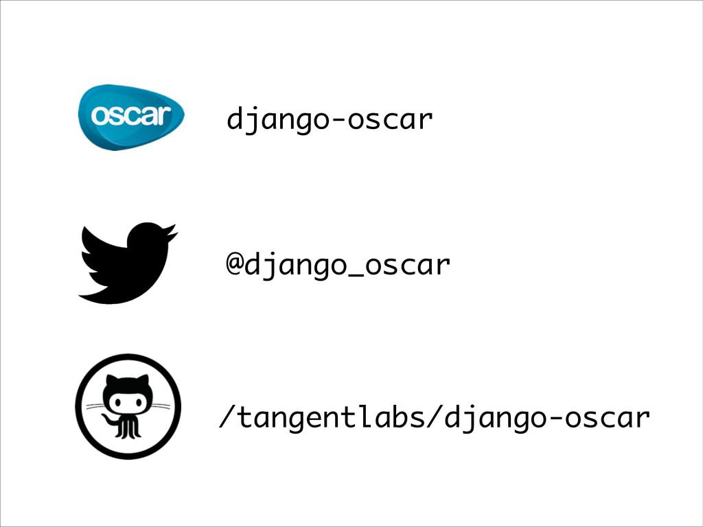django-oscar @django_oscar /tangentlabs/django-...