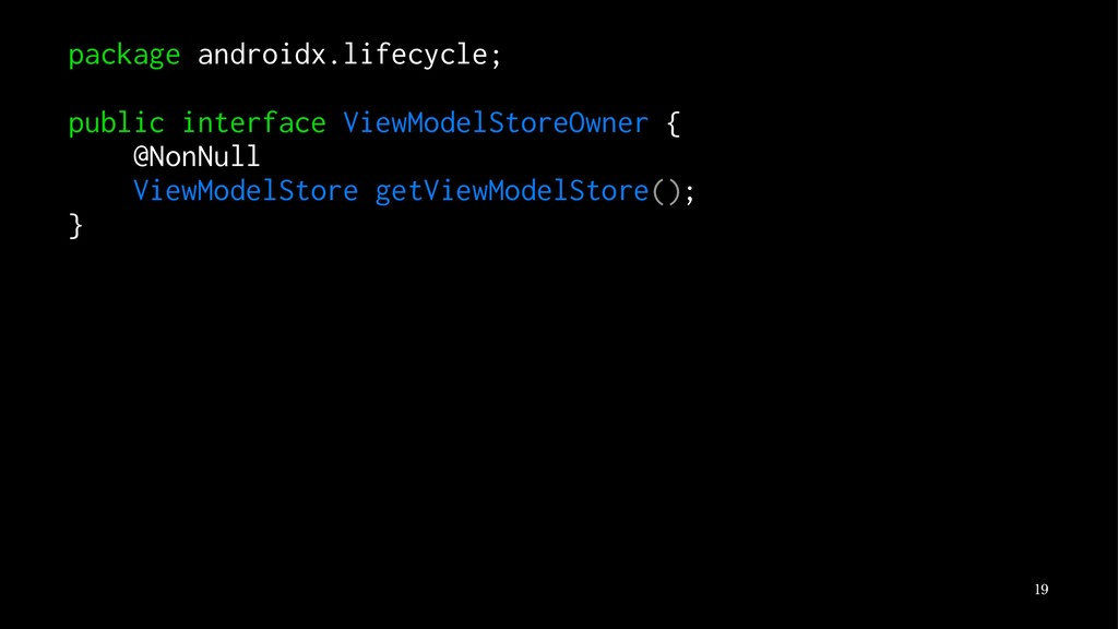 package androidx.lifecycle; public interface Vi...