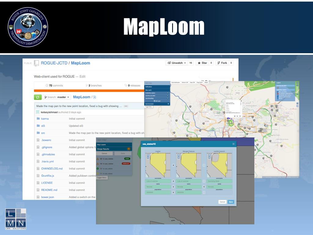MapLoom