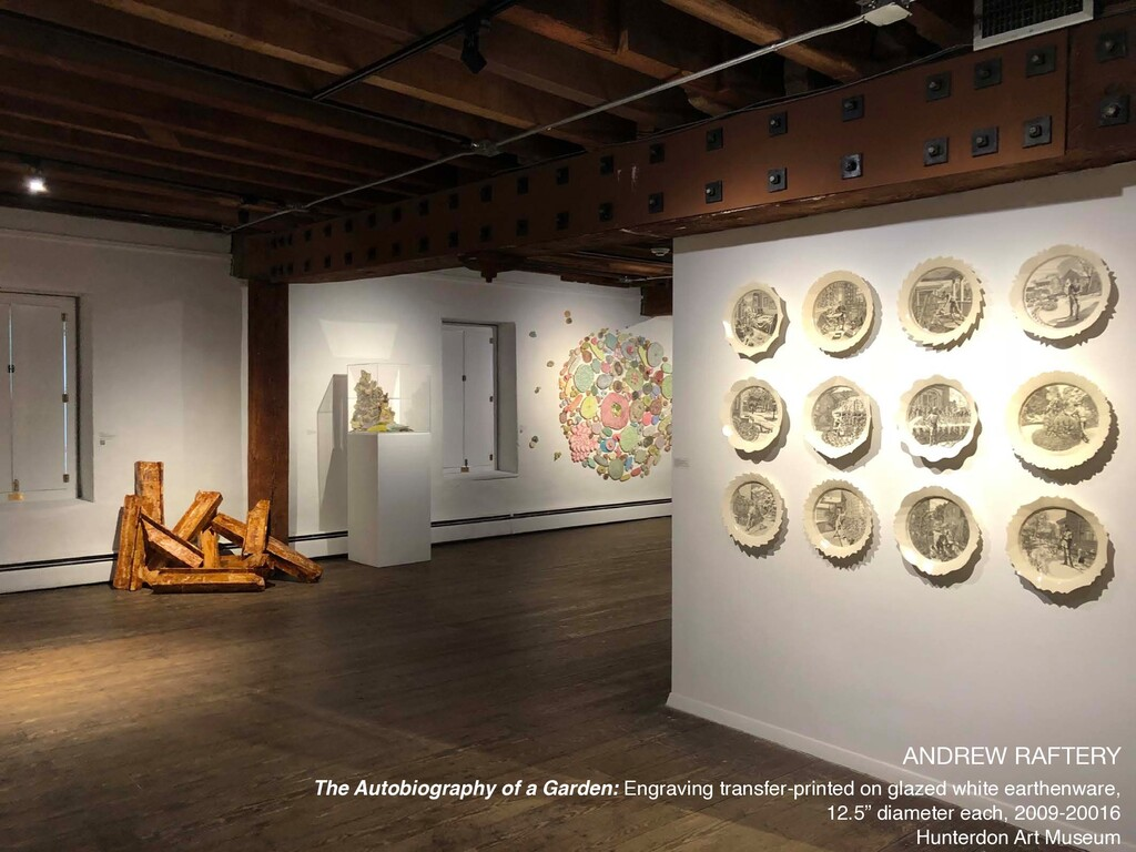 ANDREW RAFTERY  The Autobiography of a Garden: ...