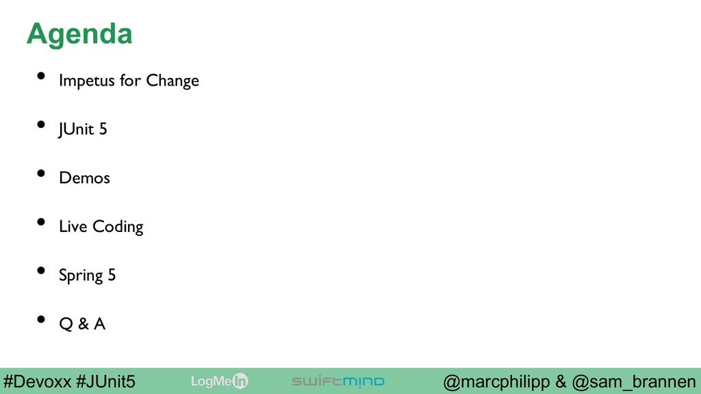 @marcphilipp & @sam_brannen #Devoxx #JUnit5 Age...